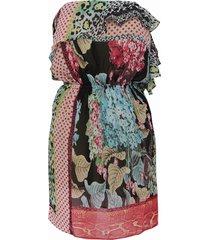 abito jancy - phard - jurken - roze