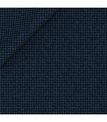 pantaloni da uomo su misura, loro piana, blu notte pied de poule, quattro stagioni