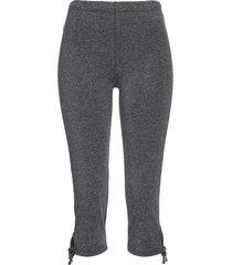 leggings capri (grigio) - bpc selection