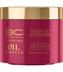 bonacure oil miracle brazilnut pulp treatment 150ml schwarzkopf