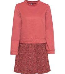 maglione con gonna (rosa) - rainbow