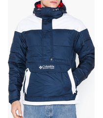 columbia lodge po jacket jackor navy