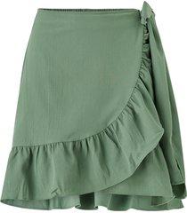 kjol vmcita bobble wrap skirt color