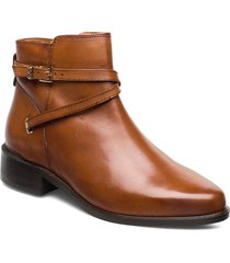 peper shoes boots ankle boots ankle boot - flat brun dune london