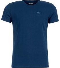 t-shirt korte mouw pepe jeans original basic nos