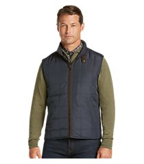 jos. a. bank traditional fit monroe quilted vest clearance