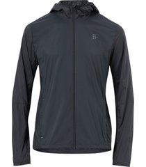 träningsjacka adv charge jacket m