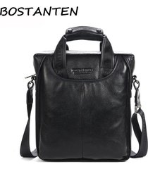 bostanten brand men business casual borsa per il tempo libero crossbody borsa