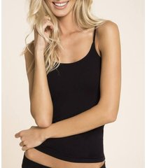 camiseta alã§as trifil c04151 p/g preto - preto - feminino - dafiti