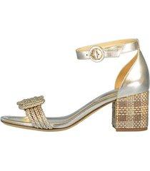 braided vicky sandal