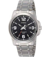 mtp-1314d-1av reloj casio para hombre analogo con calendario 100% original