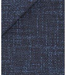 giacca da uomo su misura, vitale barberis canonico, hopsack cotone lino seta, quattro stagioni | lanieri