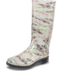 botas de lluvia gisli verde para mujer croydon