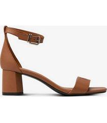 sandaletter mid heel sandal
