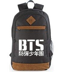 maleta bts k- pop morral, maletín de espalda, bolso