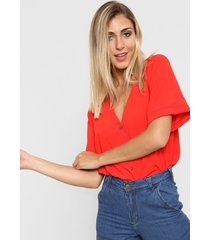 camisa roja nano vera