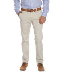 pantalon sand preppy chino 98% algodón 2% elastano bota 19