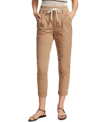 frame women's casual twill pants - cargo - size 0