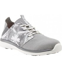 zapatilla  audacity gris hush puppies
