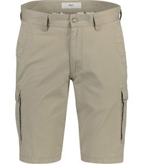 brax shorts brazil regular fit beige