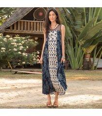 evening garden dress