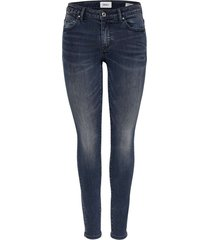 onlcarmen reg sk jeans crysa1433 2 noos dark blue