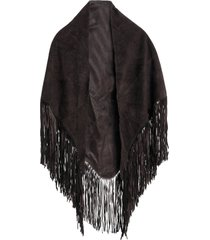 alma rosa fur shawls