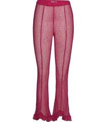 abie casual broek roze hofmann copenhagen