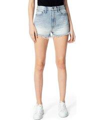 women's joe's high waist cutoff denim shorts