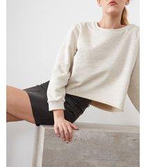sweater blanco desiderata mat