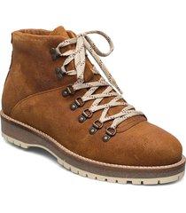 stb-lawrence s desert boots snörskor brun shoe the bear