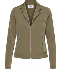 &co woman blazer paige khaki