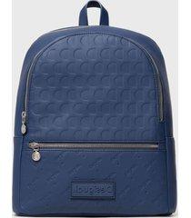 mochila novara azul desigual