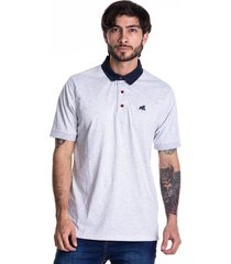 camiseta tipo polo-goco-1718-gris