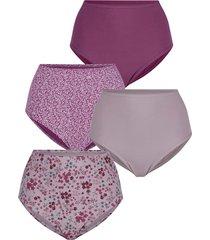tailleslips per 4 stuks harmony roze::berry
