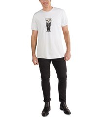 men's short sleeve karl character t-shirt