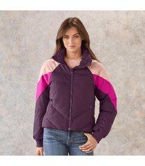 blackberry puffer coat