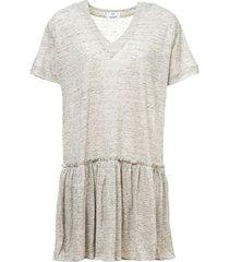 nina gray dress