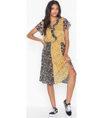 only onlstar ss midi dress wvn loose fit dresses