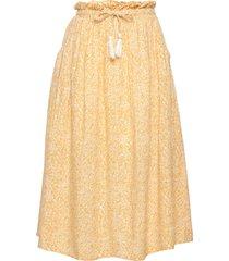 silla skirt, k kjol gul mini a ture