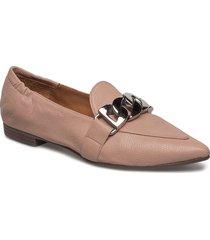 shoes 6508 loafers låga skor beige billi bi