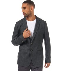 mens beek semi plain jacket