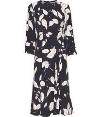 gardenia midi dress maxiklänning festklänning svart by ti mo