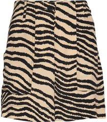 danise shorts flowy shorts/casual shorts brun by malene birger