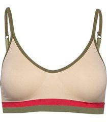 lucia bra top multi lingerie bras & tops bra without wire beige missya