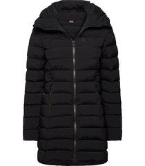arabella w coat fodrad jacka svart 8848 altitude