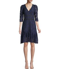 miran paisley lace dress