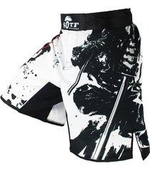 pantaloneta hombre deportiva aguila muay thai boxeo 12035 negro