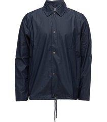 coach jacket regenkleding blauw rains
