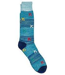 jos. a. bank comfort luxe airplane socks, 1-pair